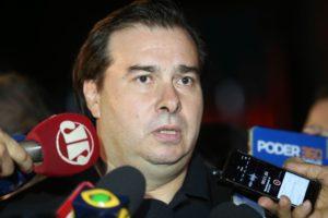 マイア下院議長(Fabio Rodrigues Pozzebom/Agência Brasil)