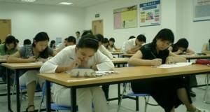 中国で実施したJ-Test試験の様子
