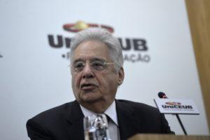 カルドーゾ元大統領(Wilson Dias/Agência Brasil)