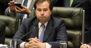 ロドリゴ・マイア下院議長(Lula Marques/AGPT)