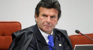 ルイス・フクス選挙高裁長官(Nelson Jr./SCO/STF)