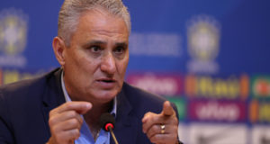 ブラジル代表チッチ監督(Lucas Figueiredo/CBF)