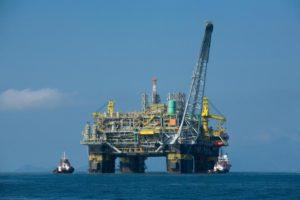 ペトロブラス社の海上採掘施設(参考画像・Petrobras/ABr)