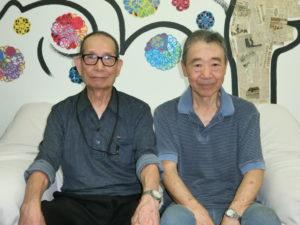 (左から)宮阪さん、浜さん