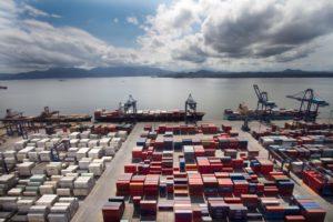ブラジル輸出の拠点、パラナグア港(参考画像・Imprensa/GEPR)