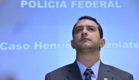 次期連警長官就任が有力視されるロジェリオ・ガッローロ氏(Valter Campanato/Agência Brasil)