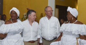 ペルーのクジンスキー大統領(César Carrión – SIG)