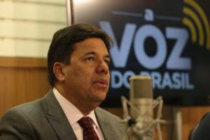 メンドンサ・フィーリョ教育相(Marcello Casal Jr./Agência Brasil)