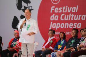 保健相の後継と目されるジョアン・レオン現バイア州副知事(Elói Corrêa/GOVBA)