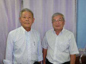 (左から)坂野さん、羽鳥さん