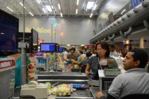 スーパーの売上不調が2月のブラジル小売マイナスの要因となった(参考画像・Tânia Rêgo/Agência Brasil)