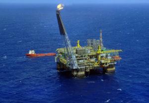 ペトロブラス社の海底油田採掘施設(参考画像・Stéferson Faria/Ag. Petrobras)