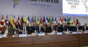 米州首脳会議の様子(Foto: Juan Manuel Herrera/OAS)