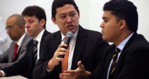 エウトン・ヨムラ労相(Jose Cruz/Agencia Brasil)