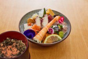 スペシャルチラシ寿司(提供写真)