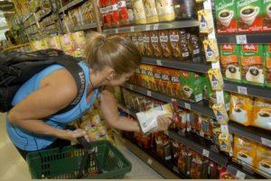 各経済指標の数値が期待されたほど伸びない中、スーパーの売上成長はポジティヴな要素だ(参考画像・Arquivo/Agência Brasil)