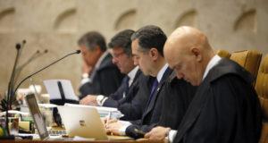 2日の最高裁の様子(Carlos Moura/STF)