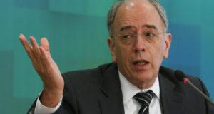 ペドロ・パレンテ総裁(Jose Cruz/Agencia Brasil)