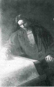 19世紀に描かれたマルティン・ヴァルトゼーミュラーの肖像画(By Gaston Save (1844-1901) [Public domain], via Wikimedia Commons)