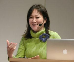 上田麻希さん