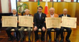 (左から)ナガサワさん、早川さん、大竹さん、新宅さん