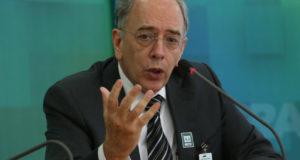 BRFの新社長に就任するペドロ・パレンテ氏(José Cruz/Agência Brasil)