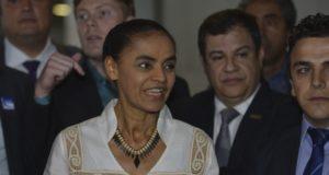 マリーナ氏(José Cruz/Agência Brasil)