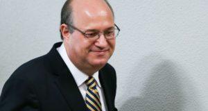イラン・ゴールドファジン中銀総裁(Marcelo Camargo/Agencia Brasil)