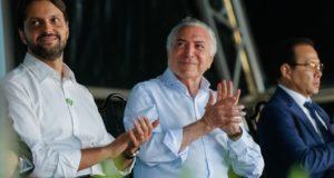 ジョエズレイ氏らの司法取引無効化はテメル大統領の肩の荷を少しは軽くするか(参考映像、Cesar Itiberê/PR)