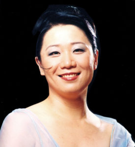 ソプラノ歌手・千田(せんだ)栄子さん