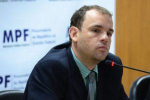 ゼロテス作戦担当検察官のフェデリコ・パイヴァ氏(Valter Campanato/Agencia Brasil)