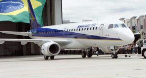 エンブラエル社の機体(参考画像・Antonio Milena/Agencia Brasil)