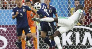 1次リーグのセネガル戦の様子(RFS RU)