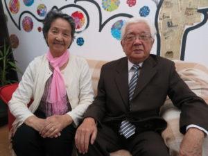 芝さんと西田さん