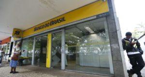 ブラジル銀行でも、支店を顧客対応所に切り替え、現金の取り扱いをやめるところが出てきている。(参考画像・Marcelo Camargo/Agencia Brasil)