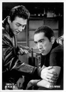 からっ風野郎(提供=(C)1960 Kadokawa Pictures)
