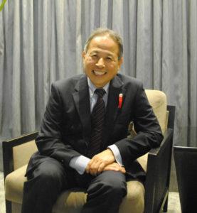 小林副学長