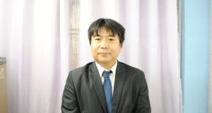 来社した永井専務理事