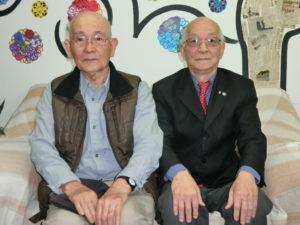 (左から)上妻さん、京野さん