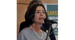アナ・アラエスTCU判事(写真は2010年連邦下議時代・Agencia Camara)