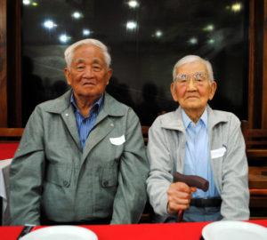 井田さん(左)と長田さん