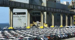 ブラジルの貿易の中心的役割を担う港の一つ、パラナグア港(Ivan Bueno)