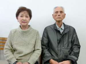 50年通いつめている平松夫妻