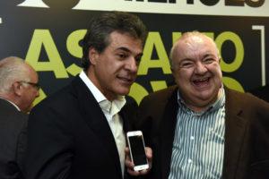 ベト氏(左)(Ricardo Almeida/ANPr)