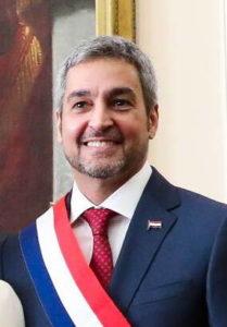 パラグァイの新大統領マリオ・アブド・ベニテス氏《通称マリト》(Casa Rosada (Argentina Presidency of the Nation), via Wikimedia Commons)