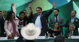 8月のボウソナロ氏(Fernando Frazão/Agência Brasil)