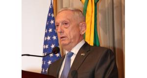 アルゼンチンの前にリオを訪問したマティス米国防長官(Embaixada dos Estados Unidos)