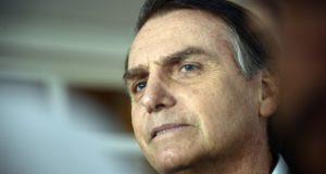 ボウソナロ大統領候補(Foto Tânia Rêgo/Agência Brasil)