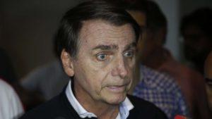 ボウソナロ氏(Fernando Frazão/Agencia Brasil)