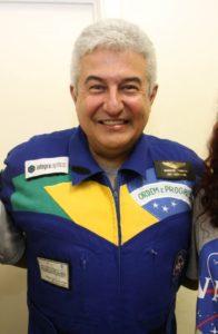 科学・技術大臣かといわれるマルコス・ポンテス氏(FOTO: MARCELO LELIS/AG. PARÁ DATA: 24.10.2017 BELÉM – PARÁ)